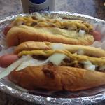 The Hot dog Hut