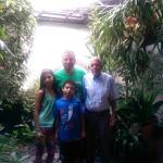 Jairo Quiceno  y Familia