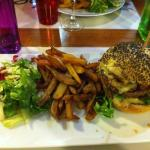 Sa majesté LE Hamburger