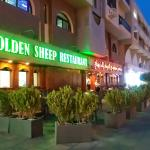 welcome to golden sheep restaurant