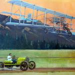 Oakland Aviation Museum, Oakland, Ca