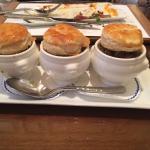 Chicken Pot Pie - mushroom & truffle.  So good