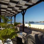 Hotel Porto Santa Maria | Terrace