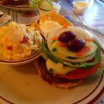 Great tasting California burger