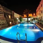 piscine - nuit