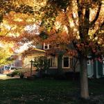 Autumn at the Klemme House