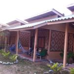 Our bungalow.