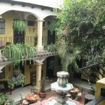 Hotel Courtyard