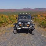 Jeeping Up The Trail!