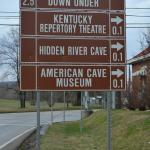 Horse Cave attractions