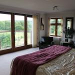 Our deluxe room with stunning views