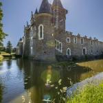 Reflets du Chateau