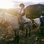 Riding through the Apache trail!