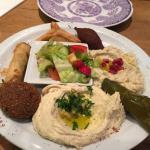 Middag på Assaha Lebanese