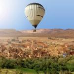 Maroc Montgolfière
