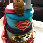 Son's 1st birthday cake!