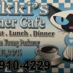 Come on down to Nikki's Corner Cafe