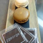Delicious Macaroons - The George Christchurch
