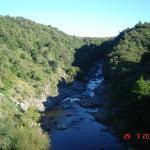 vista del rio barrancas