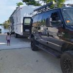5th spring break down in key largo campground