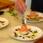 Poached Salmon Terrine