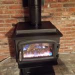 In - room Gas Fireplace