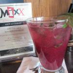 Blackberry Mojito, Mixx, Mountain View, Ca