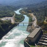 Sacramento River from the Shasta Dam