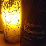 A delicious bottle of red I enjoyed with my boyfriend! Wonderful atmosphere!