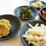 Side dishes, Makan restaurant