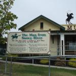 Man from Snowy River Museum