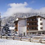 Außenansicht Hotel Astoria - Winter