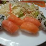 Buffet japonais
