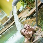 WeiherSPA mit Naturschwimmweiher im Obstgarten-Rondell
