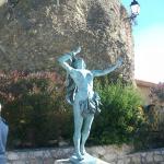 statue roquebrune
