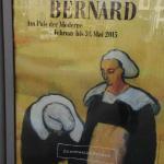 Plakat zur Emile Bernard Ausstellung