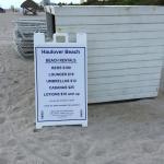 Haulover Beach Park Foto