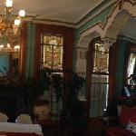 Dining and parlor