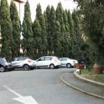Parcheggio ed esterno