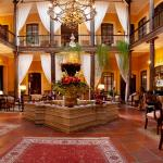 Photo de Mansion Alcazar Boutique Hotel
