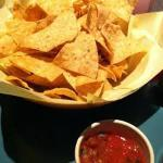 Endless chips and salsa!