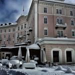 Bilde fra Hotel Bernina 1865