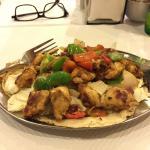 Yummy chicken Suya