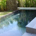 piscine de la chambre