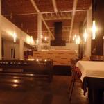 Salones , primer piso