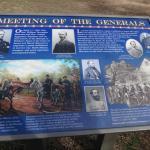 Historic explanation marker