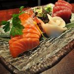 Variedad de Sashimi