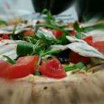 pizza con alici