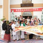 Sholat Iedul Adha Silaturahim bersama muslim dunia