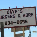Dave's Burgers & More